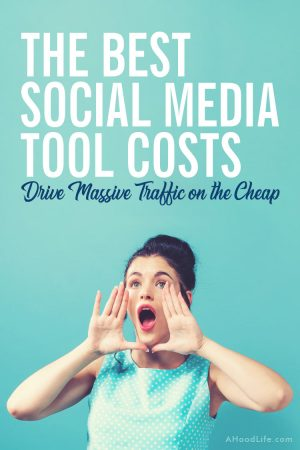 The best social media tools come at a cost that is well worth the investment. Social media tools can drive massive traffic to your blog. But don't let the costs to create a blog and the monthly expenses surprise you! Prepare to succeed by knowing how much to spend and make sure you avoid spending money on... #BloggingTips #BlogTips