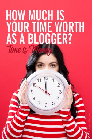 What is your time worth as a blogger? Your time blogging has a monetary value due to the time value of money. Don't overlook the time value of money when it comes to the costs to create a blog and its monthly expenses. Prepare to succeed by knowing your worth and make sure you avoid spending time on... #BloggingTips #BlogTips