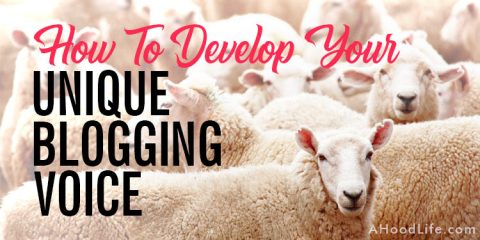 Develop Your Unique Blogging Voice: Break free from the masses by developing your own unique blogging voice. Conformity enslaves and robs us of the benefits derived from being unique. Don't let the desire to please others lead you to mimic others. Don't deprive the world of your originality! You're incredibly special! #BloggingTips #BlogTips