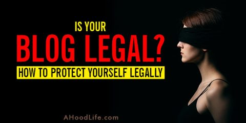 Find out why EVERY website/blog requires legal pages and grab these 3 legal templates that you're required to have on your blog. The Privacy Policy, Disclaimers including your disclosures, and Terms and Conditions, plus it comes with 9 awesome bonuses! #ahoodlife #blogtips #blogging #bloggingtips #bloggingforbeginners #startablog #blogginglaws #bloglegal #bloglegally #privacypolicy #termsandconditions #disclaimer #bloglegalpages #legalpagesforblog #legalforms #legaltemplates #legalpages